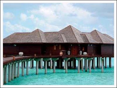 马尔代夫双鱼岛旅游景点介绍 - 成都旅游网