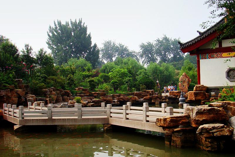 山东济南趵突泉旅游景点介绍