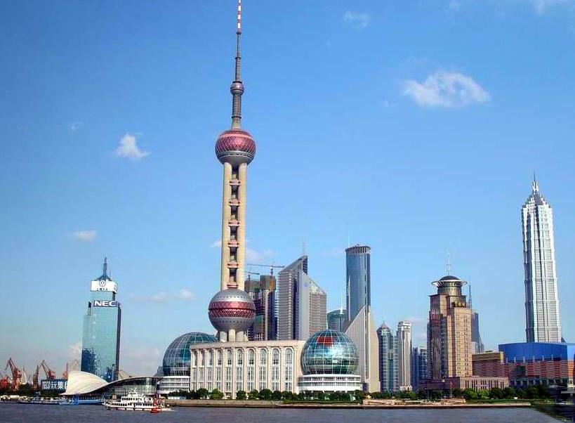 上海东方明珠塔 东方明珠广播电视塔介绍 成都旅游网图片