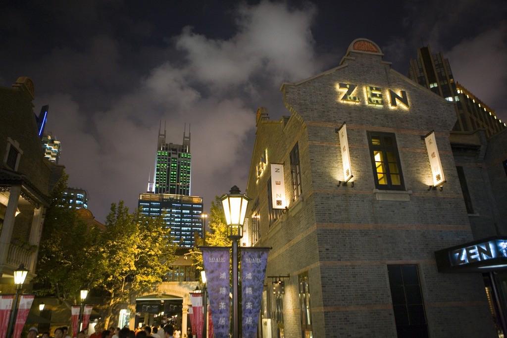 上海新天地旅游景点介绍