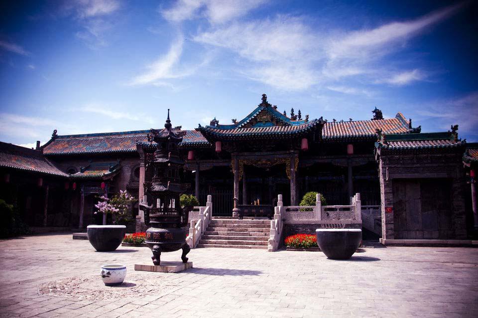 山西平遥县_晋中平遥古城旅游景点介绍图片